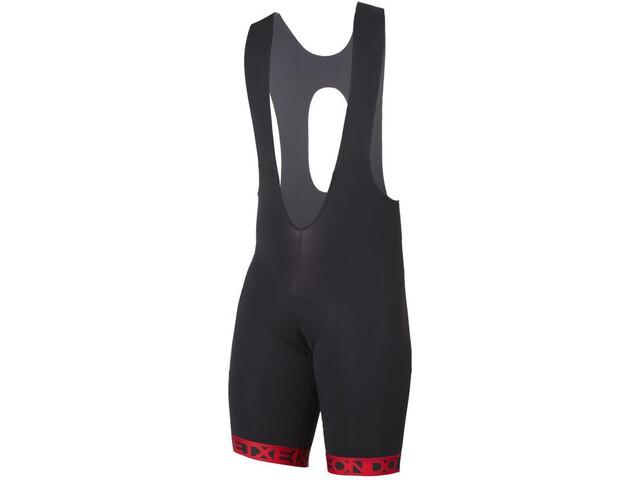 Etxeondo Orhi 19 Short de cyclisme Homme, black-red
